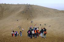砂丘ウオークの写真11